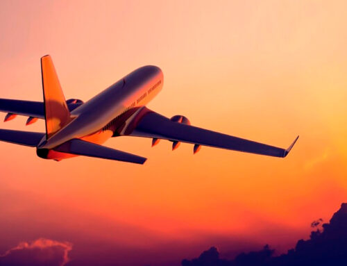 Tripulação, decolagem autorizada para o voo 2020